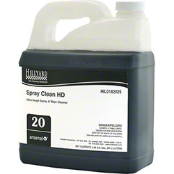 Hillyard Arsenal® #20 Spray Clean HD - 2.5 L