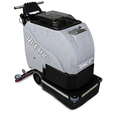 """Tomcat® Recon Scrubber - 17"""" Disk, Traction Drive"""