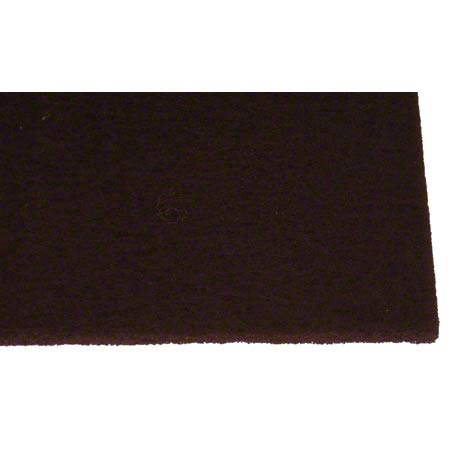 "Tomcat® EDGE® Stick Machine Floor Pad-14"" x 20"",Prep Pad"