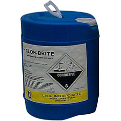 U.N.X. Clor-Brite Chlorine Bleach