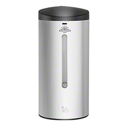 Performance Plus™ Touch Free Sanitizer Dispenser - 700 mL, Brushed Stainless Steel