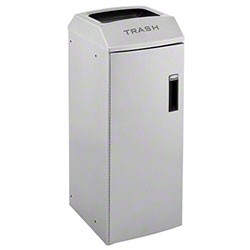 Rubbermaid® Element 1 Stream Waste/Recycling Stations