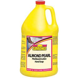 Simoniz® Almond Pearl Pearlescent Lotion Hand Soap - Gal.