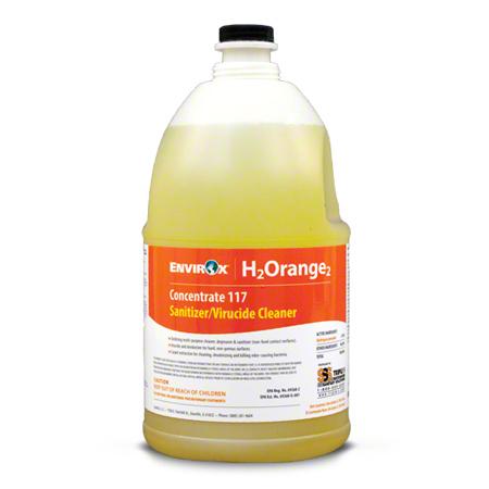 SSS® H2Orange2 Concentrate 117 - Gal. Bottle