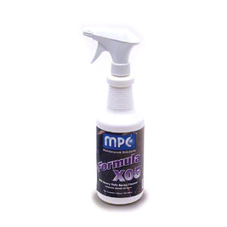 MPC™ Formula X05 Heavy Duty Spray Cleaner - 32 oz.