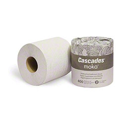 "Cascades Moka™ Bathroom Tissue - 4.3"" x 3.75"""