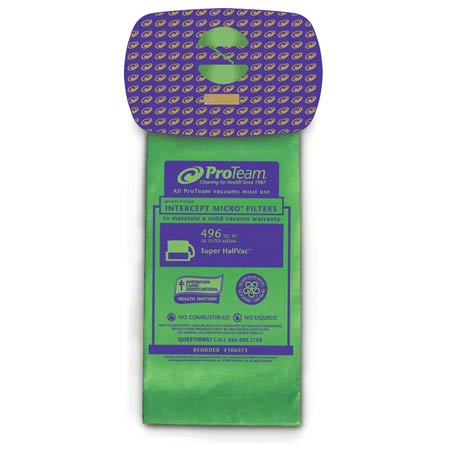 ProTeam® Microlined Filter Bag For Super HalfVac HEPA