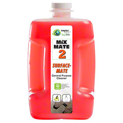 Simplex® Mix-Mate 2 Surface-Mate General Purpose Cleaner