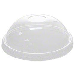 Karat® PET Dome Lid Fits 20 oz. Paper Food Container