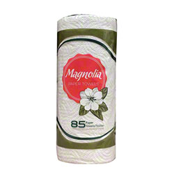 Novex Magnolia Two-Ply Kitchen Roll Towel - 85 ct.