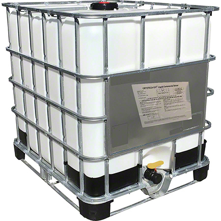 CF7-265 GALLON TOTE POTASSIUM ACETATE LIQUID DEICER CLEAR FORMULA