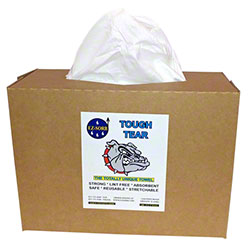 "Tough Tear Lint Free Wiper - 9"" x 17"""