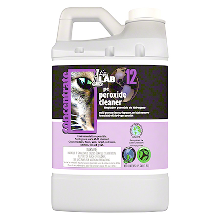 Lynx® Lab® PC 12 Peroxide Cleaner - 1/2 Gal.