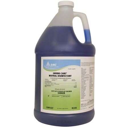 RMC Enviro Care® Neutral Disinfectant - Gal.