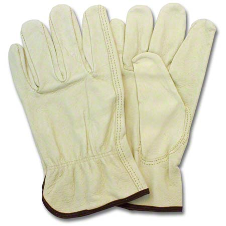 Safety Zone Grain Cowhide Keystone Thumb Driver - Large