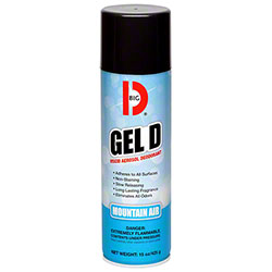 Big D® Gel D Viscid Aerosol Deodorant - 15 oz. Net Wt.