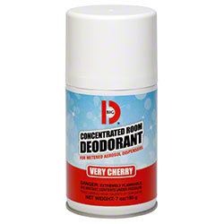 Big D® Metered Concentrated Room Deodorant - Very Cherry