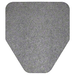 Big D® D-Sorb Urinal Mat - Gray