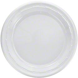 """Dart® Famous Service® Impact Plastic Plate - 10 1/4"""""""