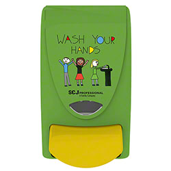 SCJP ProLine Curve Wash Your Hands Kids Dispenser - 1 L