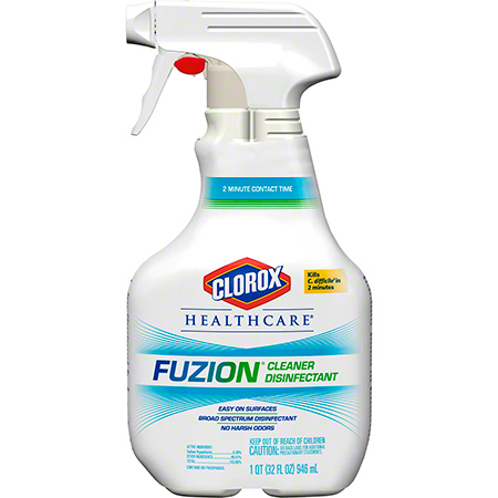 Clorox® Healthcare™ Fuzion® Cleaner Disinfectant