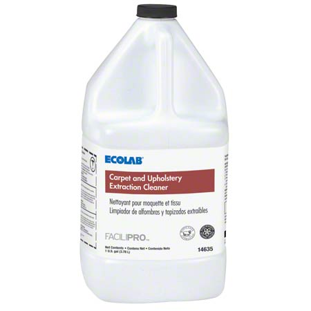 Ecolab® FACILIPRO™ Carpet & Upholstery Extraction - Gal