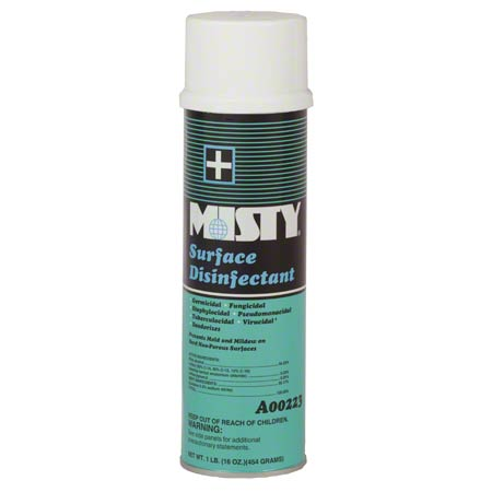 Misty® Surface Disinfectant - 16 oz. Net Wt.
