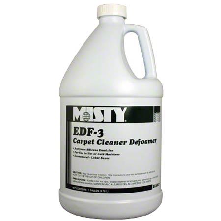 Misty® EDF-3 Carpet Cleaner Defoamer - Gal.