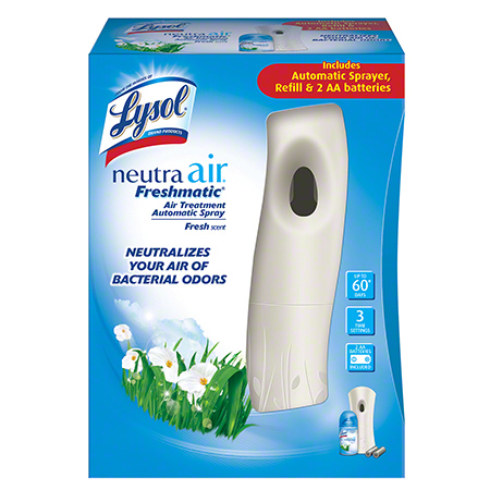 Lysol® Neutra Air® Freshmatic® Starter Kit