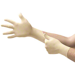 Ansell Microflex® Diamond Grip® Latex Exam Glove - Small