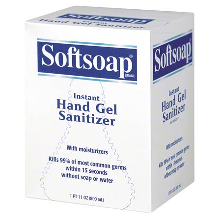 Softsoap® Instant Hand Gel Sanitizer - 800 ml