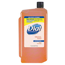 Dial® Gold Antimicrobial Liquid Hand Soap - 1 L