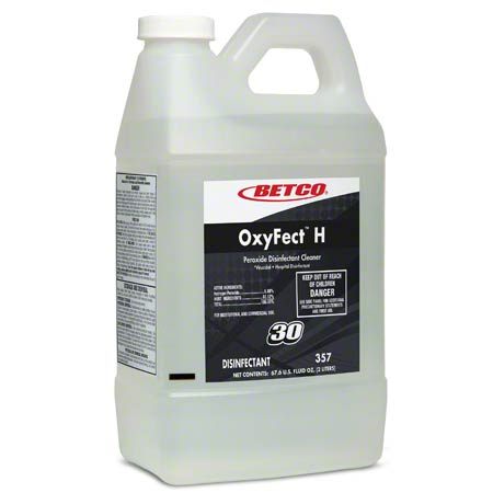 Betco® OxyFect™ H Peroxide Disinfectant Cleaner - 2 L
