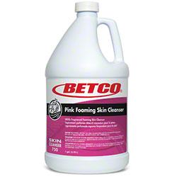 Betco® Pink Foaming Skin Cleanser - Gal.