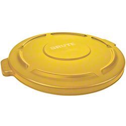 Rubbermaid® BRUTE® 44 Gal. Container Lid-Yellow