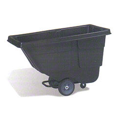 Rubbermaid® 1/2 cu yd. Tilt Truck - Black