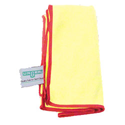 Unger® MicroWipe™ 4000 Microfiber Cloth - YL/RD