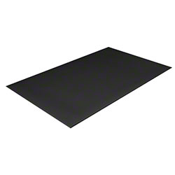 Crown Wear-Bond™ Tuff-Spun® Mat - 3' x 5', Pebble Black