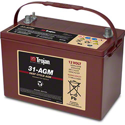 Trojan® 31-AGM 12V Deep-Cycle AGM Battery