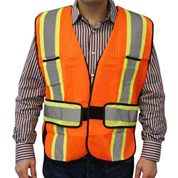Wayne 5 Point Tear-A-Way Traffic Vest