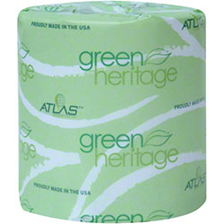 "Green® Heritage Pro 2 Ply Bath Tissue - 4.0"" x 3.1"""