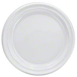 "Dart® Famous Service® Impact PlasticPlate - 9"""