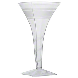 Fineline Settings Wavetrends™ Martini Glass- 8 oz.