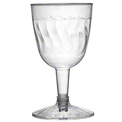 Fineline Settings Flairware™ 2 Pc. Wine Goblet - 5 oz.