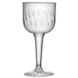 Fineline Settings Flairware™ 1 Pc. Wine Goblet - 8 oz.