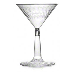 Fineline Settings Flairware™ Martini Glass - 6 oz.