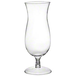 Fineline Settings Quenchers™ Clear Hurricane Glass-14 oz.