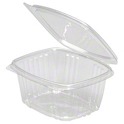 Genpak® Clear Hinged Deli Containers