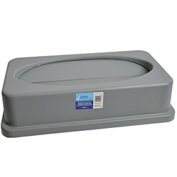 Janico Rectangular Garbage Can Lid w/Drop-In Spring Top