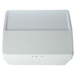 Janico Single Fold Paper Towel Dispenser - White